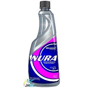 NURA - LIMPADOR BIODEGRADAVEL DE ALTA PERFORMANCE 700ML - ALCANCE