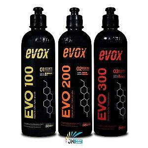 KIT POLIDORES EVO 500ML - EVOX