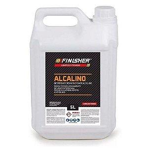 DESINCRUSTANTE ALCALINO 5L – FINISHER