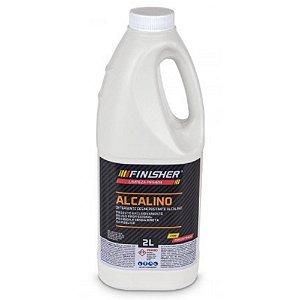 DESINCRUSTANTE ALCALINO 2L – FINISHER