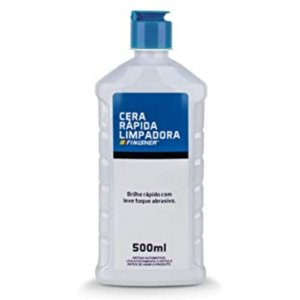 CERA RÁPIDA LIMPADORA 500G - FINISHER