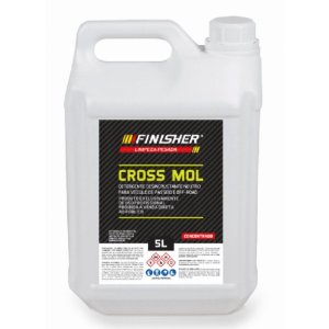 CROSS MOL DETERGENTE DESINCRUSTANTE NEUTRO CONCENTRADO 5L – FINISHER