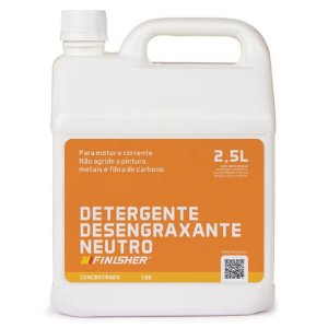 DETERGENTE DESENGRAXANTE NEUTRO 2,5L – FINISHER