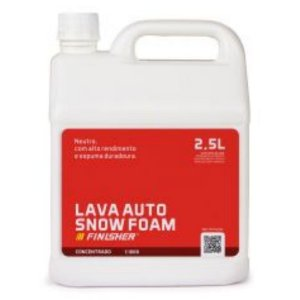 LAVA AUTO SNOW FOAM 2,5L - FINISHER