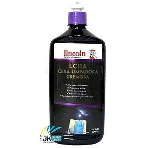 CERA LIMPADORA CREMOSA 500ML - LC11 – LINCOLN