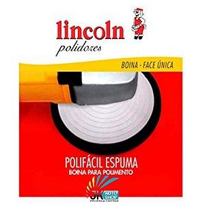 BOINA DE ESPUMA MACIA LUSTRO FACE ÚNICA 8″ – LINCOLN