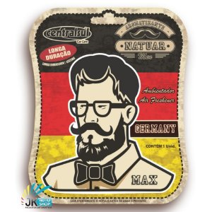 AROMATIZANTE MINIATURA MEN GERMANY FOLHA – CENTRALSUL