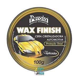 CERA CRISTALIZADORA WAX FINISH 100G - PÉROLA