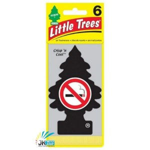 AROMATIZANTE LITTLE TREES - NÃO FUME/ NO SMOKING