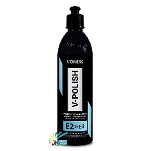 V-POLISH POLIDOR DE REFINO E LUSTRO 500ML - VONIXX