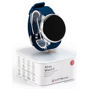 Relógio Xtrax Smartwatch II Azul