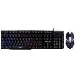 KIT TECLADO E MOUSE GAMER TPC-053K