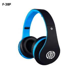 HEADPHONE BLUETOOTH HOOPSON F-038P Azul