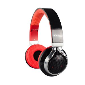 HEADPHONE BLUETOOTH HOOPSON F-037 Vermelho