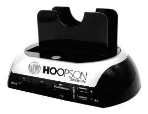 DOCK STATION P/ HD HOOPSON DOCK-001