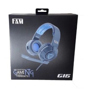 HEADSET GAMING FAM G16