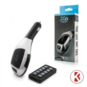 WIRELESS CAR KIT X6