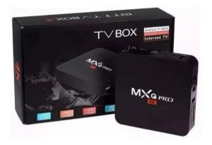 TV BOX MXQ PRO ANDROID 9.1