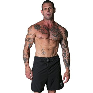 MAN SHORTS NPND VELOCITY BLACK