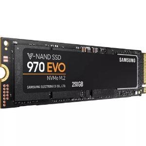 250GB SAMSUNG EVO 970 M.2 M2 NVME SSD HD