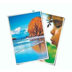 400 FOLHAS PAPEL GLOSSY FOTOGRÁFICO 230G A4