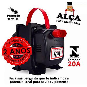 AUTO TRANSFORMADOR 5000VA 110-220 OU 220-110
