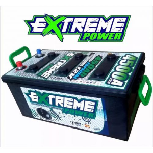BATERIA 450AH EXTREME POWER ALTA PERFORMANCE