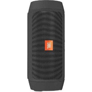 CAIXA ACÚSTICA JBL COM BLUETOOTH 15W SPEAKER CHARGE 2 PLUS PRETO