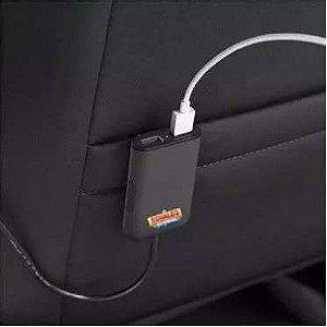 CARREGADOR CARRO VEICULAR 4 PORTAS USB 7,2 AMP 36W UBER TAXI