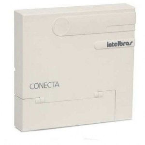 CENTRAL PABX INTELBRAS CONECTA 2 LINHAS E 8 RAMAIS