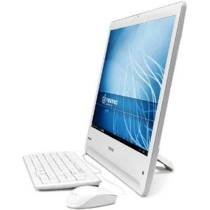 COMPUTADOR ALL IN ONE POSITIVO INTEL 4GB 500GB UNION 18,5' LINUX BRANCO