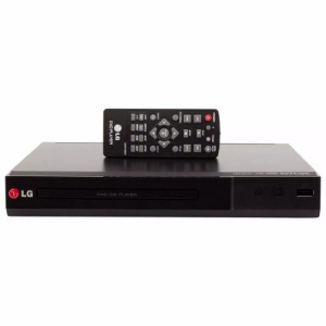 DVD PLAYER LG DP132 COM USB DIRECT RECORDING E USB PLAYBACK BIVOLT