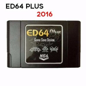 ED64 PLUS ENHANCED VERSION P/ N64 - NINTENDO 64