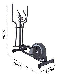 Eliptico Magnético Dream Fitness Mag 5000 E