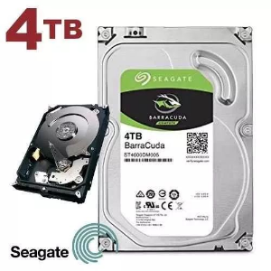 HD SEAGATE DESKTOP HDD 4TB 4000GB 64MB SATA3 6GB/S 5900 RPM