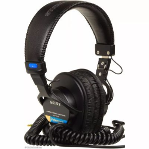 HEADPHONE SONY MDR-7506 PROFISSIONAL STEREO P/ DJ