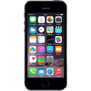 IPHONE 5S APPLE 16GB CINZA ESPACIAL ME432BR/A