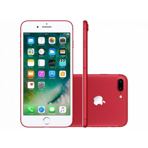 """IPHONE 7 APPLE PLUS COM 256GB, TELA RETINA HD DE 5,5"""", IOS 10, DUPLA CÂMERA TRASEIRA, RESISTENTE À ÁGUA, WI-FI, 4G LTE E NFC"""
