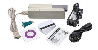 MCR 200 MSR 605 Leitor E Gravador Chip E Magnetico Ac Mp