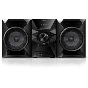 MINI SYSTEM SONY MHC ECL77BT 320W RMS BLUETOOTH NFC