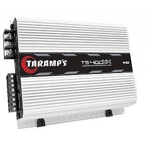 MODULO TARAMPS TS400 DIGITAL 4 CANAIS 400W RMS RCA