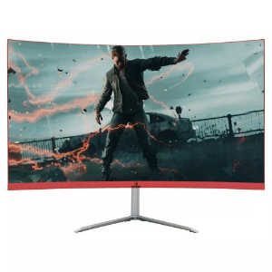 MONITOR GAMER CURVO LED 23.8 CONCORDIA FULL HD HDMI VGA