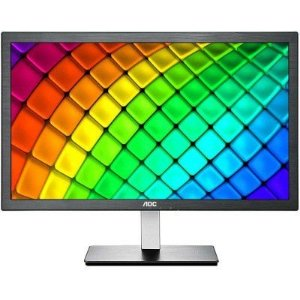"MONITOR LED 21,5"" AOC I2276VW WIDESCREEN WIDE VIEW ANGLE FULL HD 1080P BIVOLT"