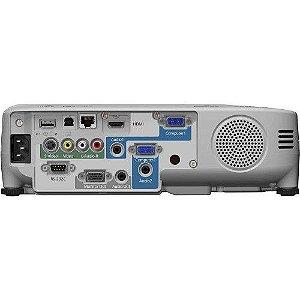 PROJETOR EPSON POWERLITE X29 3000 ANSI LUMENS XGA CONTRASTE 10.000:1 3LCD HDMI BRANCO