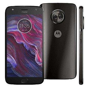 "SMARTPHONE MOTOROLA MOTO X4 XT1900 32GB PRETO TELA 5.2"" CÂMERA 12MP ANDROID 7.1.1"