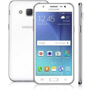 SMARTPHONE SAMSUNG GALAXY J5 SM-J500M/DS BRANCO DUAL CHIP ANDROID 5.1 LOLLIPOP 4G WI-FI 16GB