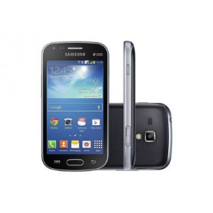 SMARTPHONE SAMSUNG GALAXY S DUOS 2 S7582 4GB PRETO
