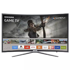 SMART TV 49 LED TELA CURVA 49K6500 WIFI, USB, HDMI- SAMSUNG