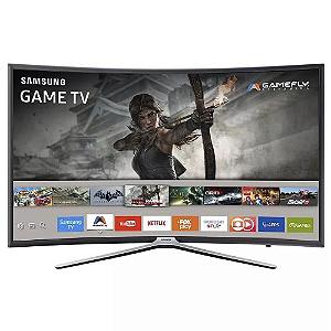 SMART TV 49 LED TELA CURVA 49K6500 WIFI, USB, HDMI- SAMSUNG