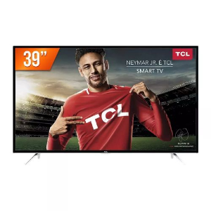 SMART TV LED 39'' FULL HD SEMP TCL L39S4900FS HDMI USB WIFI